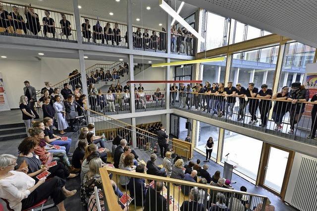 Die Katholische Fachschule wurde neu eingeweiht