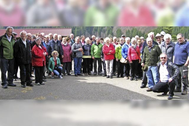 Südtiroler informieren sich im Südschwarzwald