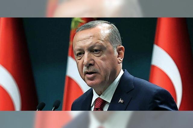 Erdogan zieht Wahlen vor