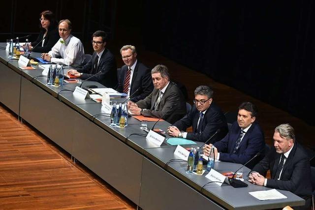 Wer setzt auf welche Strategie im Freiburger OB-Wahlkampf?