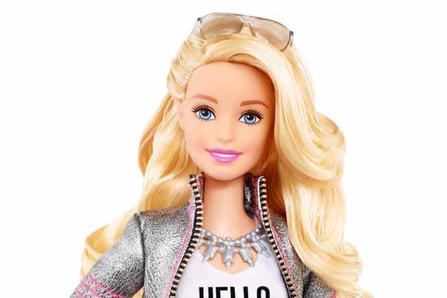 Mädchen sollen mit Barbie Technik erlernen – Waschmaschinen