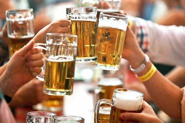Das meiste Bier exportierte der Südwesten 2017 nach China