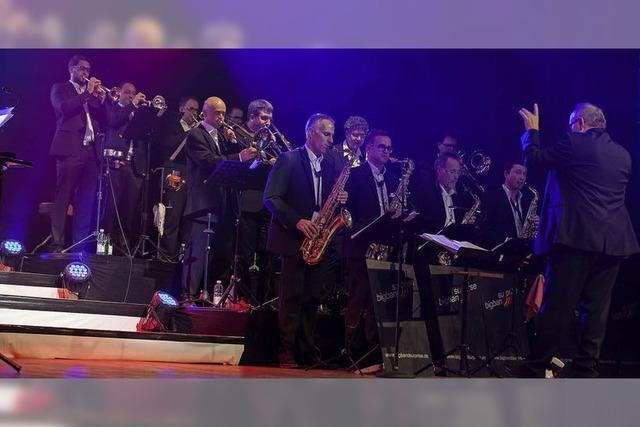 Ensemble Surprise der Musikschule Offenburg auf der Landesgartenschau