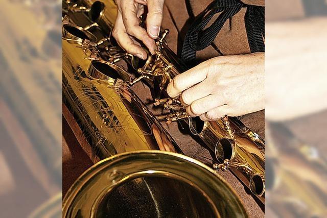 Denzlingerin baut Holzblasinstrumente