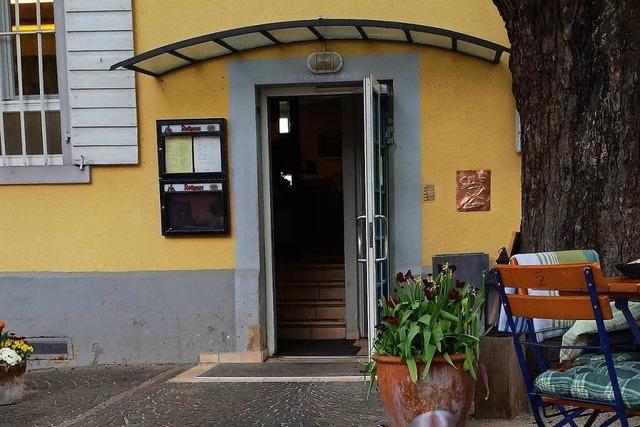 Im Café Z in Bad Krozingen wird's ab Mai spanisch