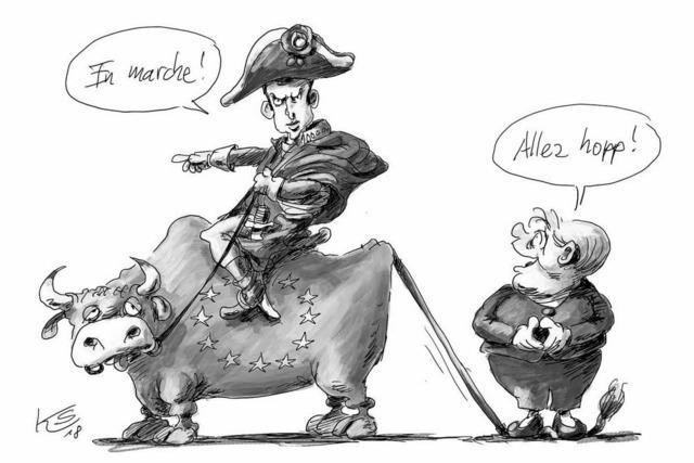 Deutsch-französischer Dialog