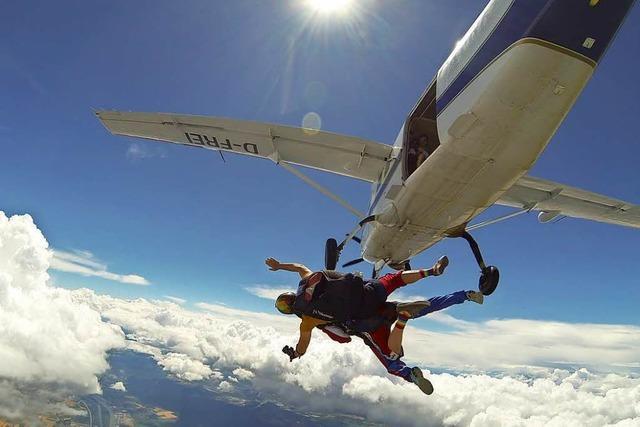 Kritik am Breisgauer Verein für Fallschirmsport wächst