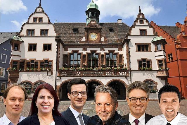 Bei Freiburger OB-Wahl kommt es auf kluges Bürger-Votum an