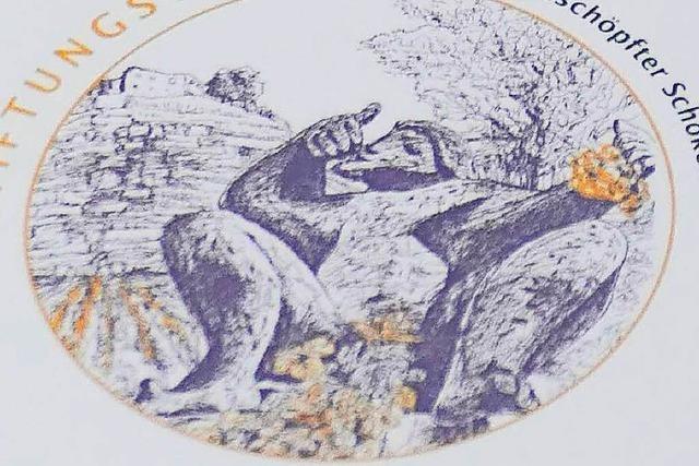 Kunst fördern mit Wein und Schokotalern