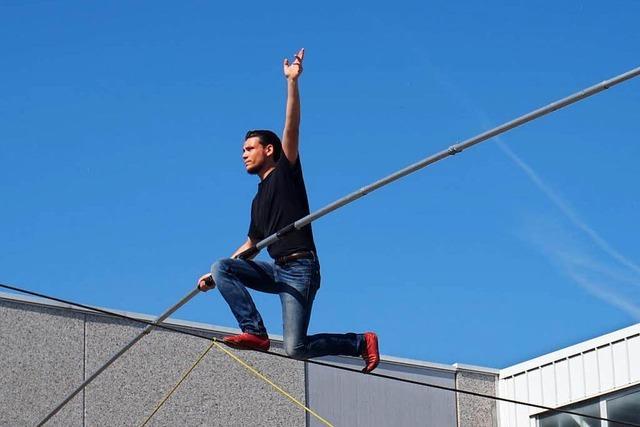 Fernando Traber tritt in die Fußstapfen seines Vaters Falko