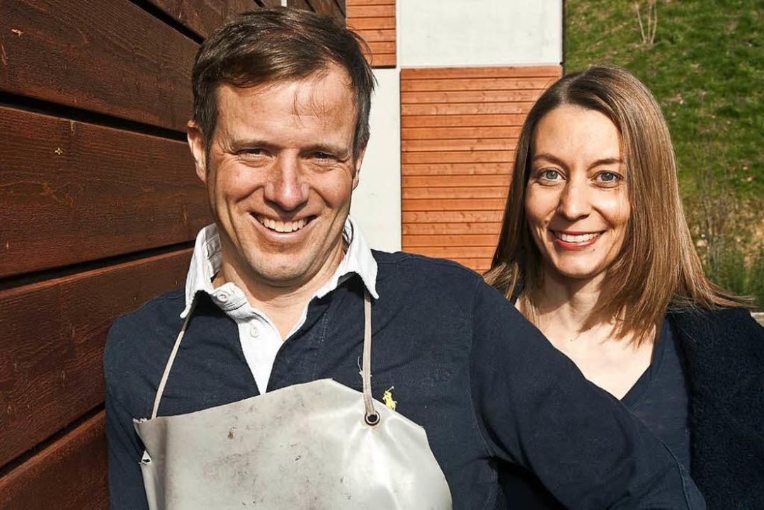 Tanja und Markus Wöhrle    Foto: ANDREAS DURST