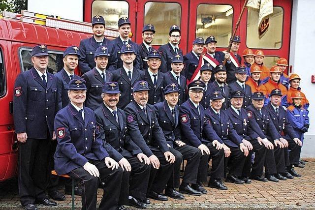 Feuerwehr feiert 150. Geburtstag