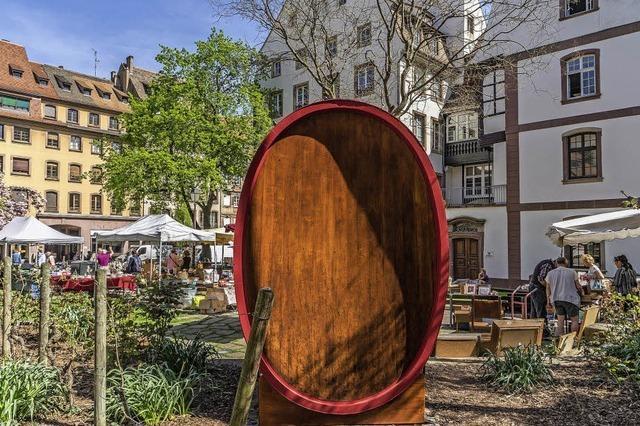 Eine Hommage an den elsässischen Wein