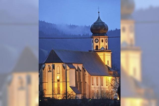 Kloster öffnet seine Tore