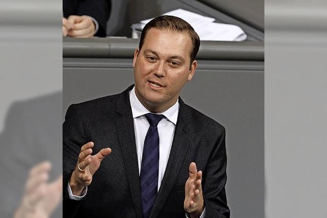 Jungfernrede im Bundestag
