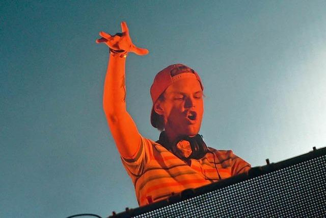 Der schwedische Star-DJ Avicii ist mit 28 Jahren gestorben