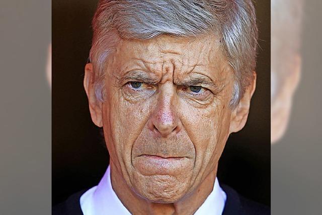 Der Volker Finke des FC Arsenal hört auf