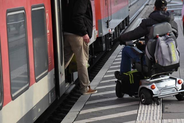 Umbau am Hauptbahnhof: 20 Millionen Euro für Barrierefreiheit