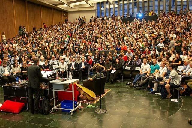 Am Sonntag wählt Freiburg einen neuen OB