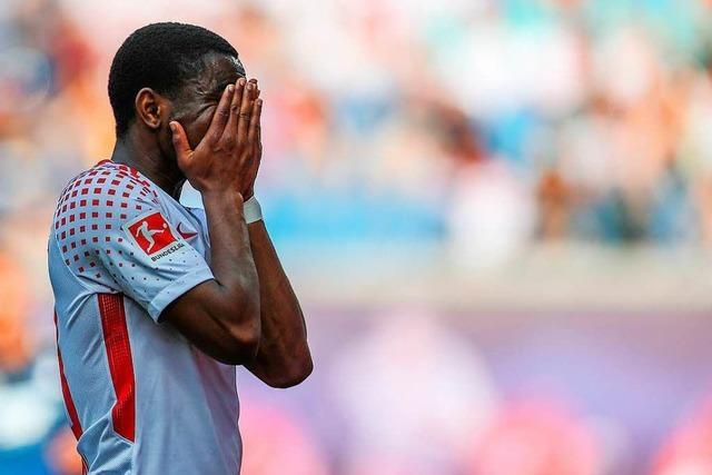 Hoffenheim deklassiert Leipzig mit 5:2