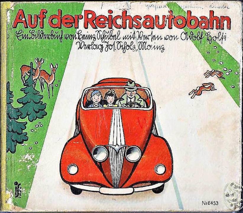 ein  von Heinz Schubel illustriertes Kinderbuch von 1939.  | Foto: -