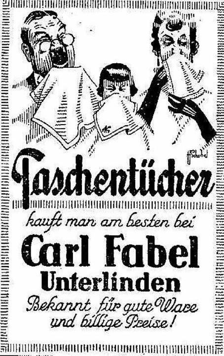 Bei Carl Fabel begann Schubels Karriere.  | Foto: -
