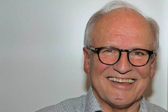Roland Löffler fällt der Abschied vom Gesangverein Sponeck schwer