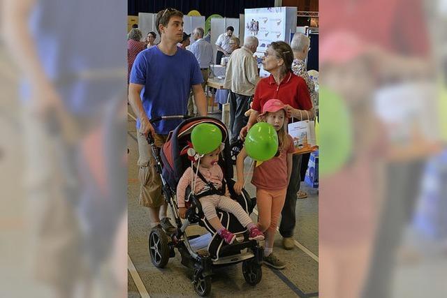 Seniorenmesse trifft den Nerv der Zeit