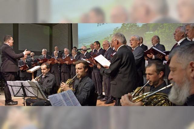 Gesang, der das Dorf zusammenhält