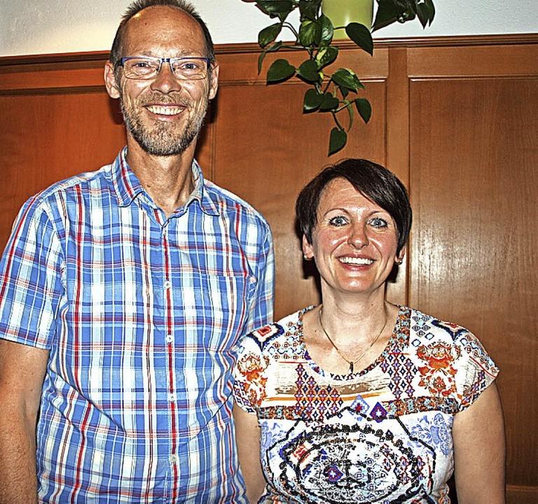 Marcel Schmidt vom TV Laufenburg  freu...ness und Gesundheit von Renata Ivnik.   | Foto: Charlotte Fröse