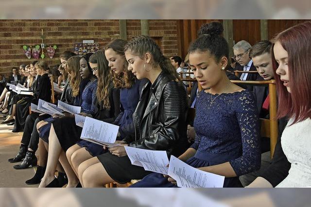 Konfirmation in der Ludwigskirche