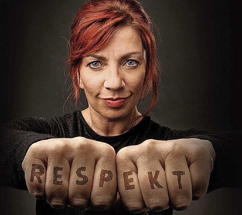 """Respekt"" – Schönlebers Programmtitel   | Foto: pro"