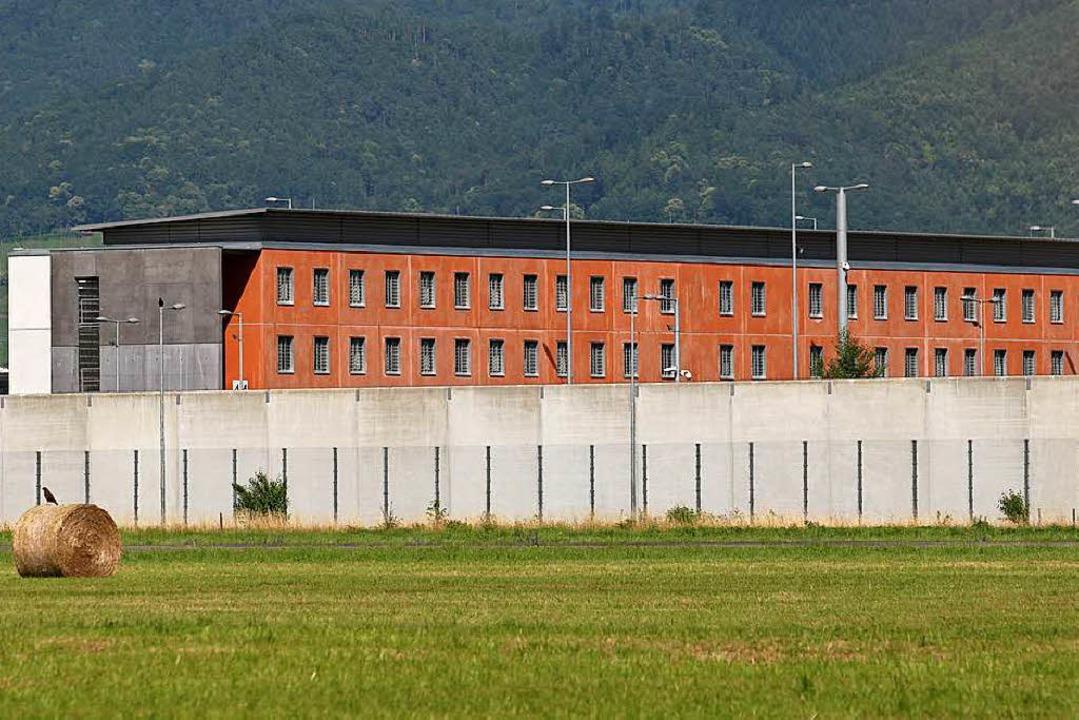 Seit mehr als drei Monaten wartet der ... R. aus Achern auf Auslieferungshaft.   | Foto: Alexandra Buss