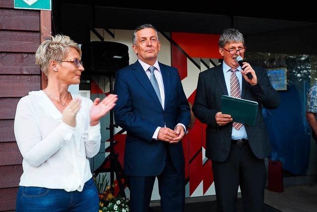 Klaus-Michael Tatsch bleibt Bürgermeister von Hinterzarten