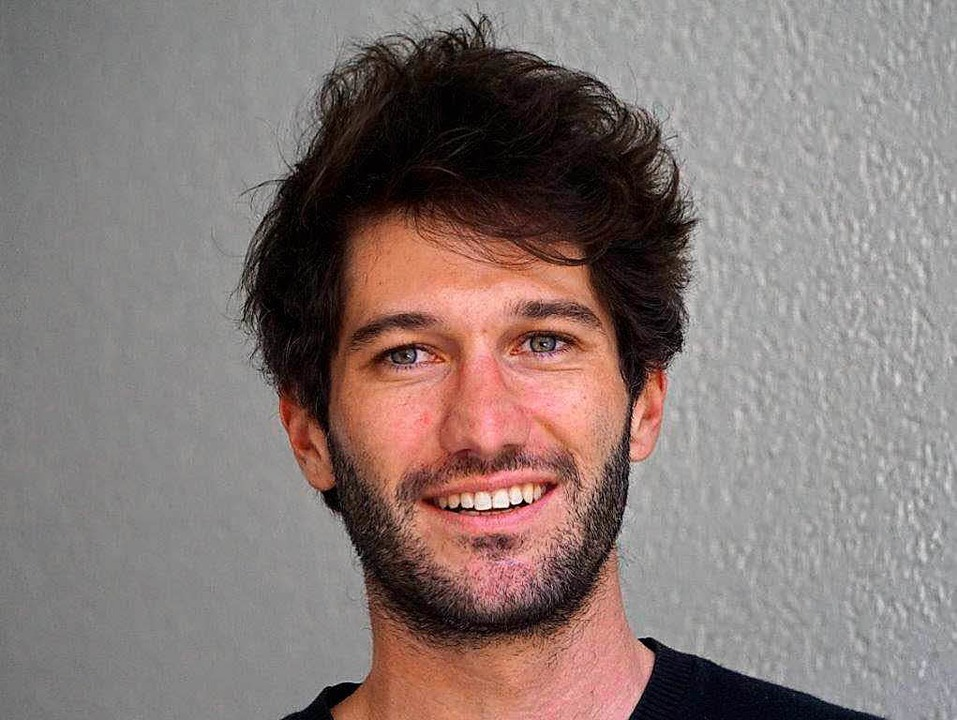Marc Schiff-Francois ist in Staufen aufgewachsen.    Foto: fairafric