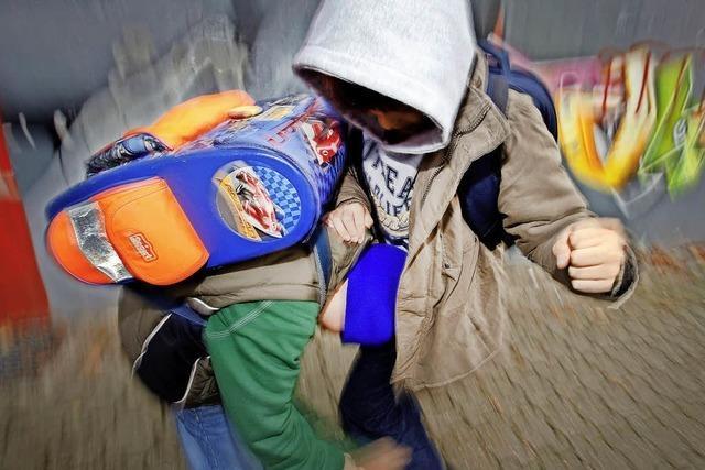 Wieder mehr Straftaten an Schulen