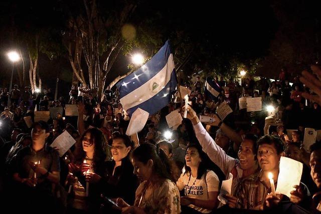Nach Protesten: Ortega nimmt umstrittene Sozialreformen zurück