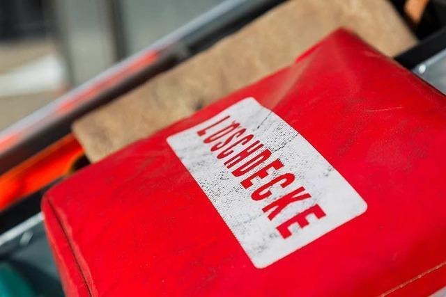 Drei Kinder bei Brandschutzübung der Feuerwehr verletzt – Ermittlungen laufen