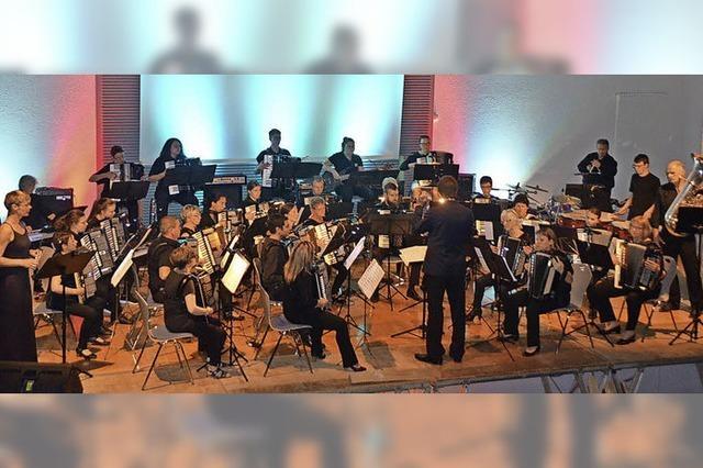 Konzert mit Weltpremiere