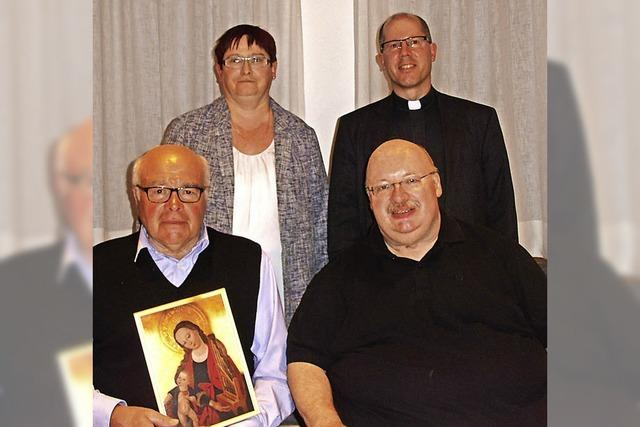 Andrea Möhrle bleibt Vorsitzende des Kirchenchors