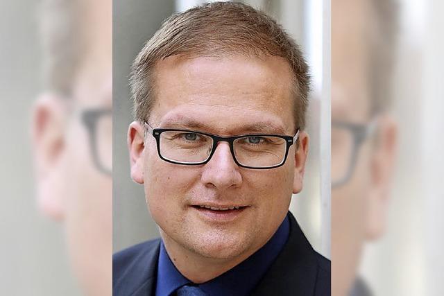 Gerald Koch ist der neue Pfarrer