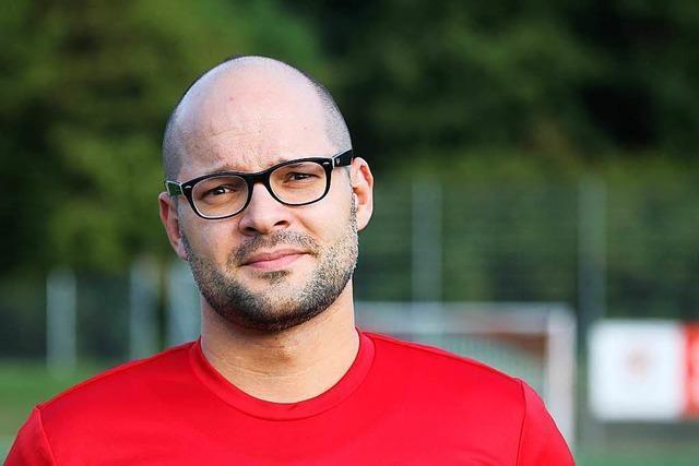 Der sportliche Leiter Martin Aßmuth verlässt den FV Lörrach-Brombach
