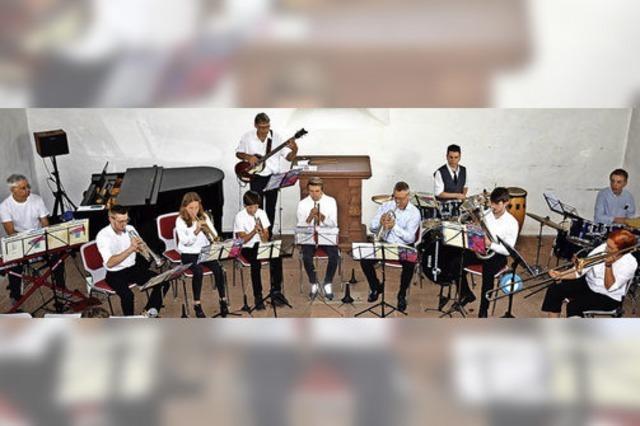 Den Förderern und Helfern ein musikalischer Dank
