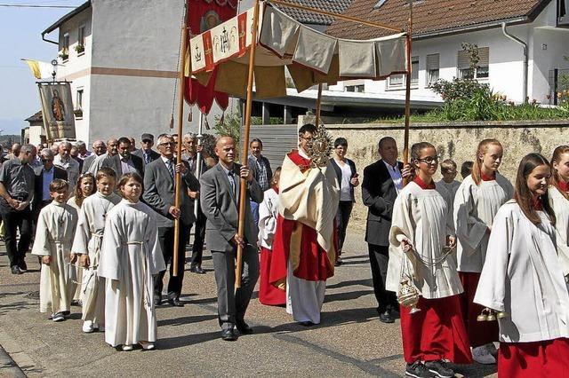 Zu Ehren von St. Georg