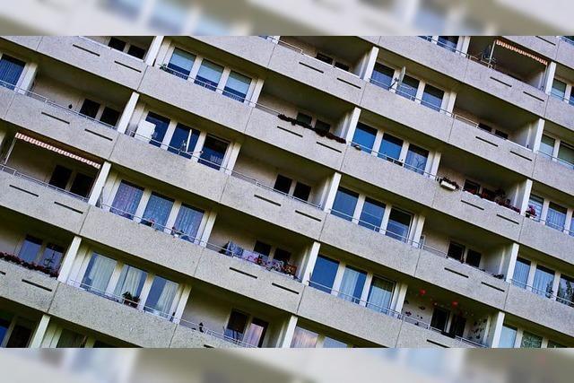 Beim sozialen Wohnungsbau fehlt nicht das Geld, sondern das Bauland