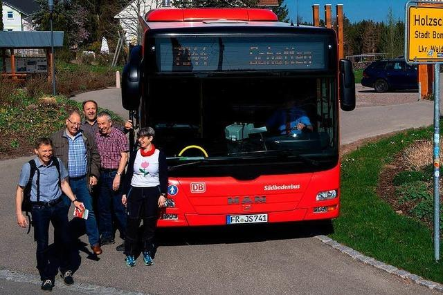 Wutachschlucht-Wanderbus erhält Verstärkung