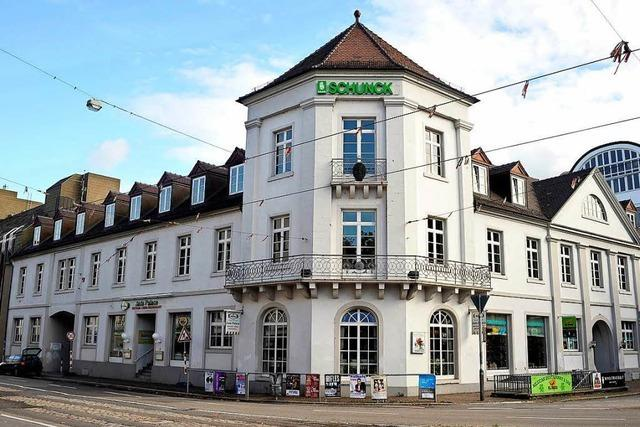 Im Schunck-Haus am Siegesdenkmal eröffnet eine weitere Bäckereifiliale