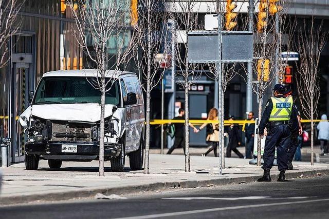 Die Suche nach dem Warum: Wer war der Amokfahrer von Toronto?