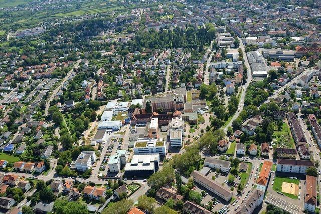 Klinikum Offenburg kommt auf die Grüne Wiese