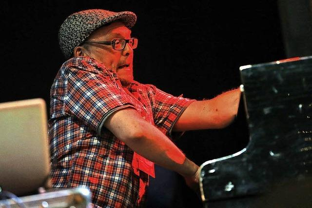 Danilo Rea & Ares Tavolazzo und Bugge Wesseltoft beim Offbeat Jazzfestival Basel